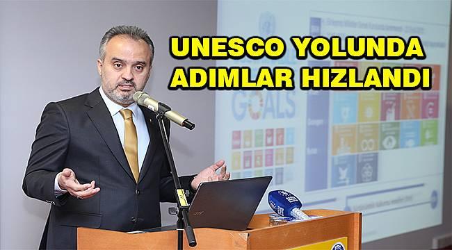 Bursa'da hedef: UNESCO Yaratıcı Şehirler Ağı'na dâhil olmak