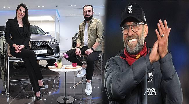 """Cansu Canbaz: """"Jürgen Klopp'la röportaj yapmak isterim..."""""""