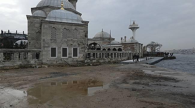 """İBB'den """"Şemsi Paşa Cami"""" açıklaması..."""