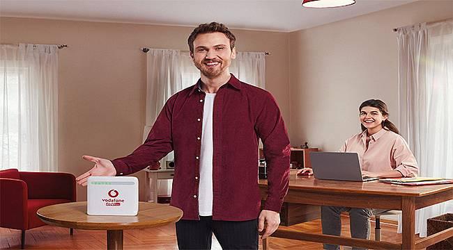 Kablosuz ev interneti: Vodafone RedBox