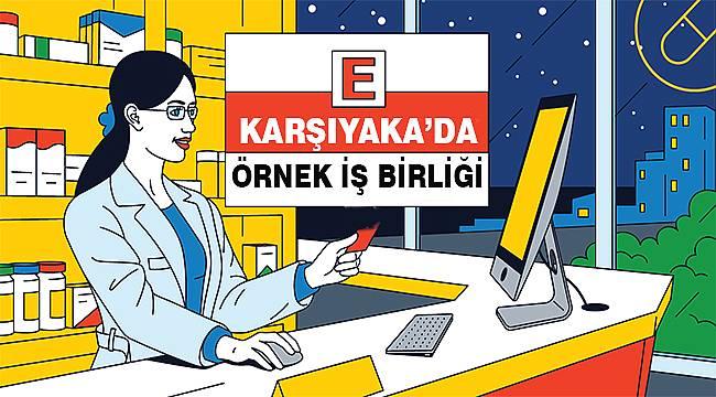 Karşıyaka'ya özel ve ücretsiz: 'Eczane Destek Personeli Eğitimleri'