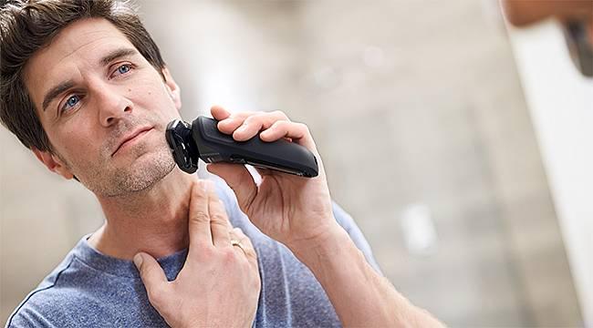 Philips'ten akıllı tıraş makinesi: S5000 Skin IQ