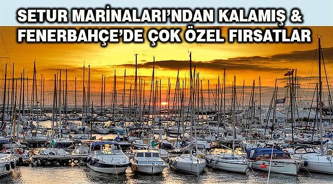 Setur Marinaları'ndan yeni yıla denizcileri mutlu edecek kampanyalar