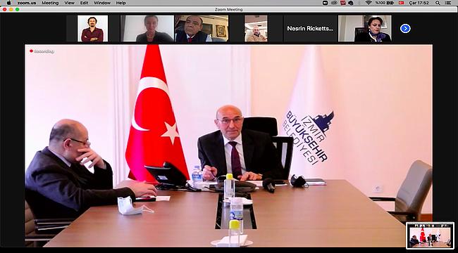 Tunç Soyer, İzmir iş dünyası ile bir araya geldi