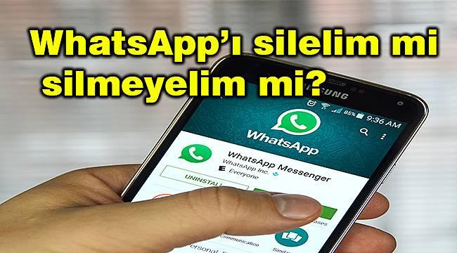 WhatsApp güvenli mi değil mi?