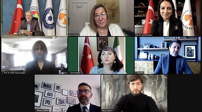 Akdeniz Tekstil Forumu MEDİTEX 2021, İZTO tarafından online olarak düzenlendi