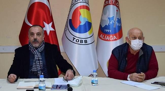 ALTO Başkanı Ömer Ertürk: 'Yat tersanesi konusunda kafamız karışık'