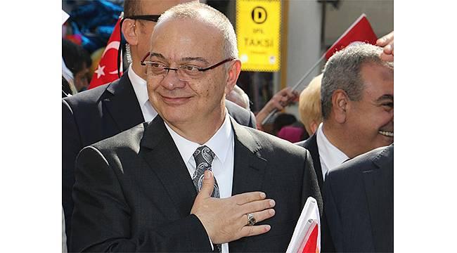 Başkan Ergün'den Regaip Kandili mesajı