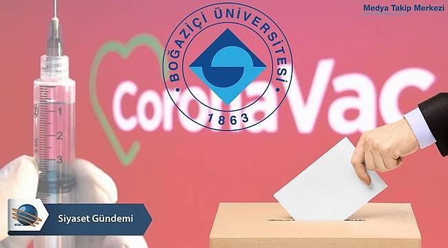 Boğaziçi Üniversitesine yapılan atama, aşılama süreci ve erken seçim..