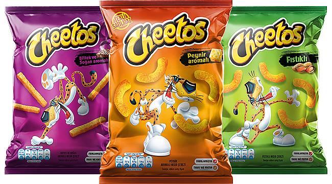Cheetos ve Getir'den bağışa dönüşen kampanya…