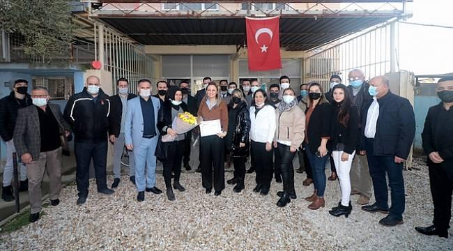 DEVA Partisi, İzmir'i arşınlamaya devam ediyor