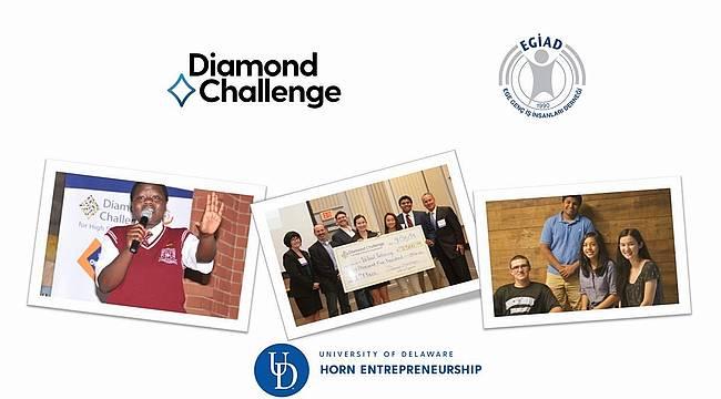 Diamond Challenge Liseler Arası Girişimcilik Yarışması'nın Türkiye finali yapıldı