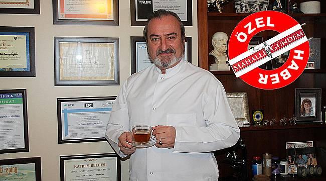 Dr. Gökalp Müstecaplıoğlu'ndan Covid-19'a dair dikkat çeken açıklamalar