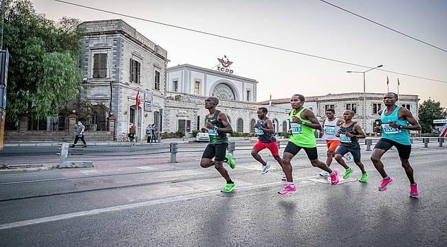 Maratonİzmir'in ikincisi 11 Nisan'da koşulacak