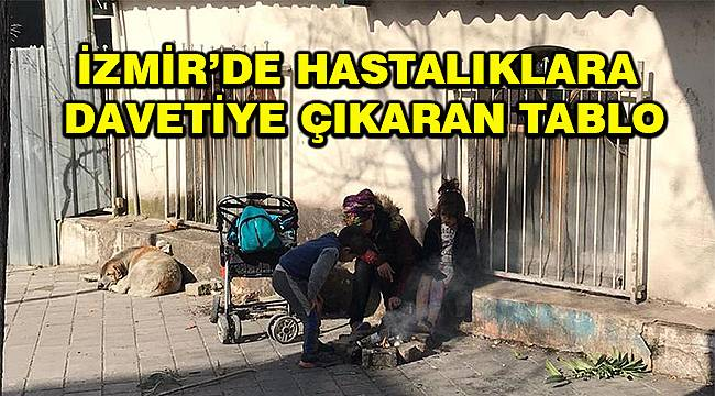 MHP'li Meclis üyeleri Basmane'de yaşanan insanlık dramına dikkat çekti