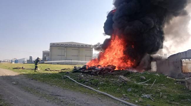 'Ot ve Atık Yangınları Doğaya Ciddi Zararlar Veriyor'