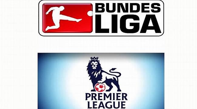Premier Lig ve Bundesliga heyecanı Tivibu'da