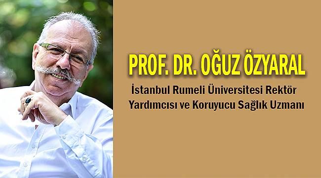 Prof. Dr. Oğuz Özyaral'dan yüz yüze eğitime başlayacak çocukların ailelerine tavsiyeler