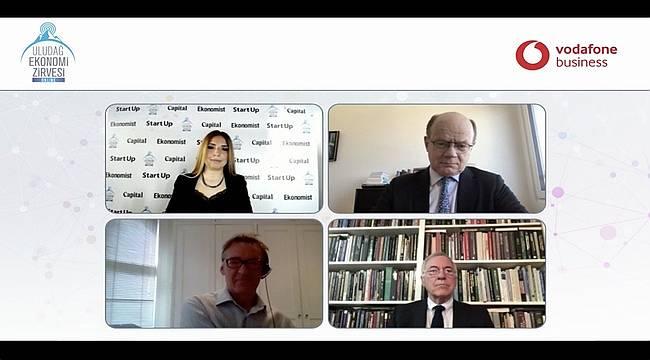 Uludağ Ekonomi Zirvesi'nde global ekonominin mevcut durumu ve geleceği konuşuldu
