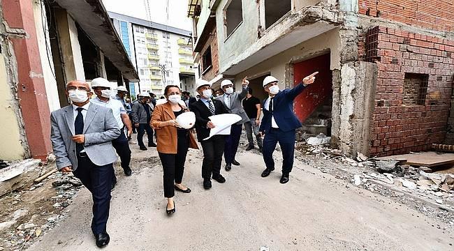 İzmir'de kentsel dönüşüm hangi bölgede ne aşamada?