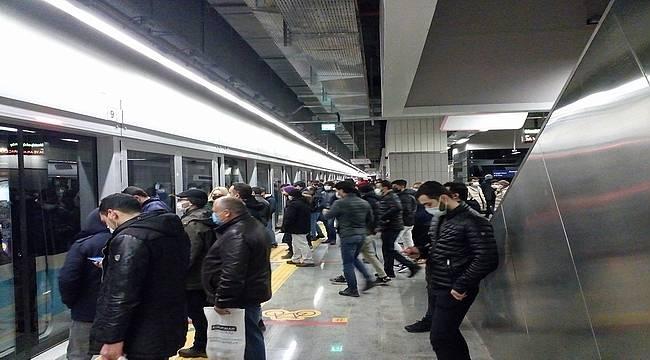 Mecidiyeköy–Mahmutbey Metrosu 9 milyon yolcu taşıdı