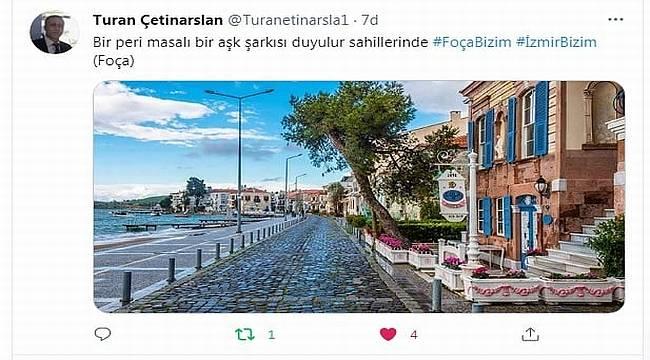"""MHP """"İzmirBizim"""" ile Twitter'da gündem oldu"""