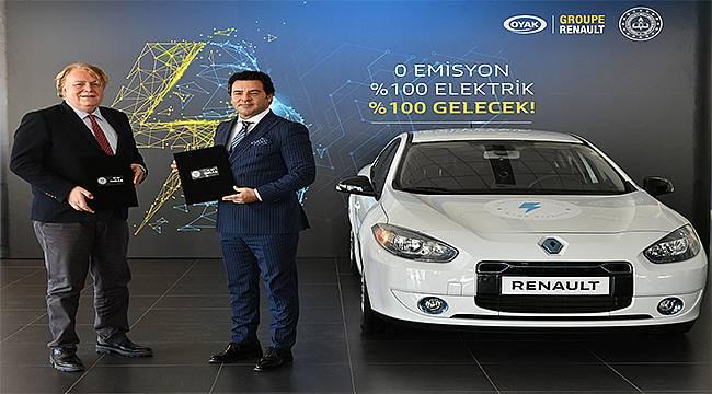 Renault MAİS'ten eğitime destek hamlesi