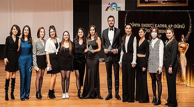 Yeditepe Üniversitesi'nden Dünya Emekçi Kadınlar Günü'nde Anlamlı Ödül Töreni