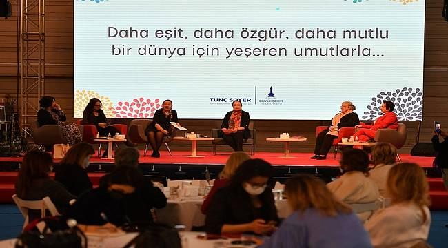 Yerelde Kadın Politikaları Çalıştayı sona erdi