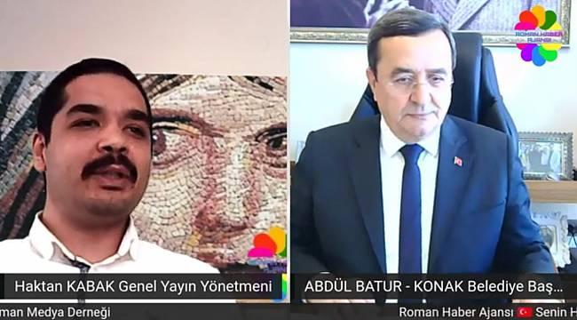 Abdül Batur: Roman dostu bir belediyeyiz
