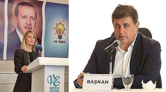 """AK Partili Didem Dereboylu Keseli: """"Başkan Tugay sorumluluktan kaçıyor!"""""""