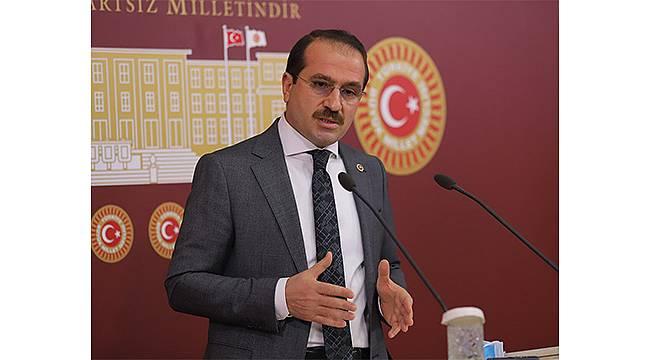 AK Partili Kırkpınar'dan CHP'li vekillere sert tepki