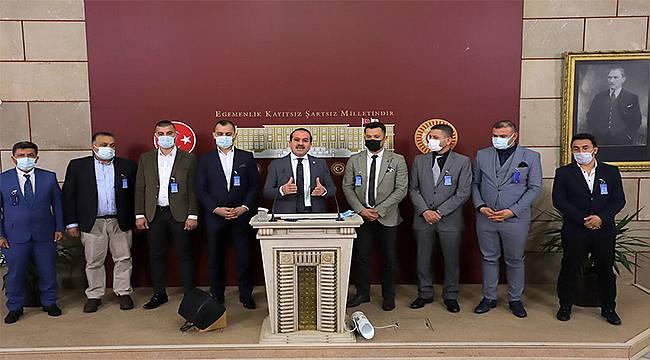 AK Partili Kırkpınar'dan 'o bildiriye' tepki