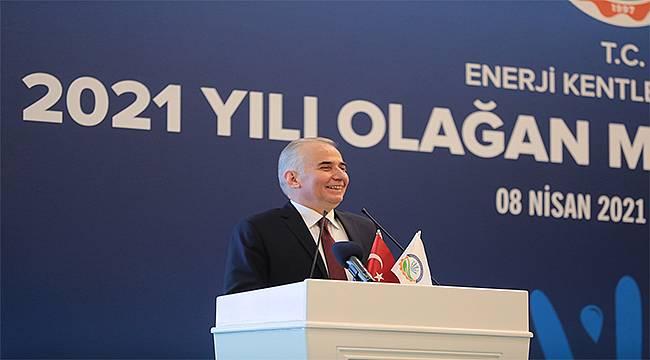 Başkan Zolan'dan yerli ve milli enerji vurgusu