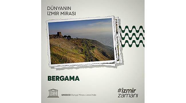 Bergama'da 9 Nisan'da UNESCO toplantısı yapılacak!