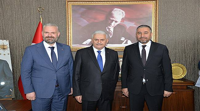 Binali Yıldırım: 2024'te İzmir ve ilçelerini AK Parti hizmeti ile buluşturacağız