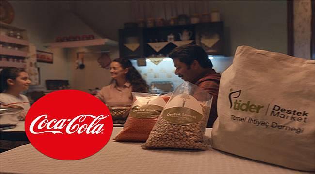 """Coca-Cola'dan """"Paylaşınca Biriz"""" temalı Ramazan Kampanyası"""