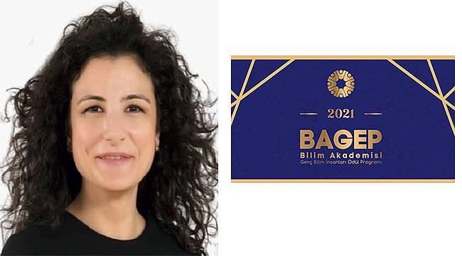 Doç. Dr. Bilge Güvenç Tuna'ya Bilim Akademisi Ödülü