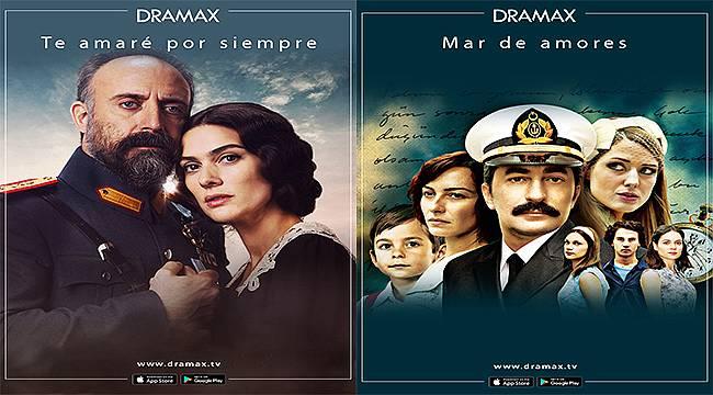 Dramax dönemi başlıyor! Türk yapımları dünyaya bağlanıyor