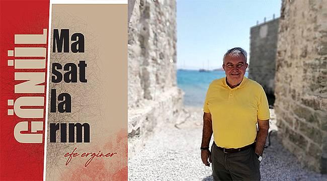 Erginer'in yeni şiir kitabı raflarda yerini aldı