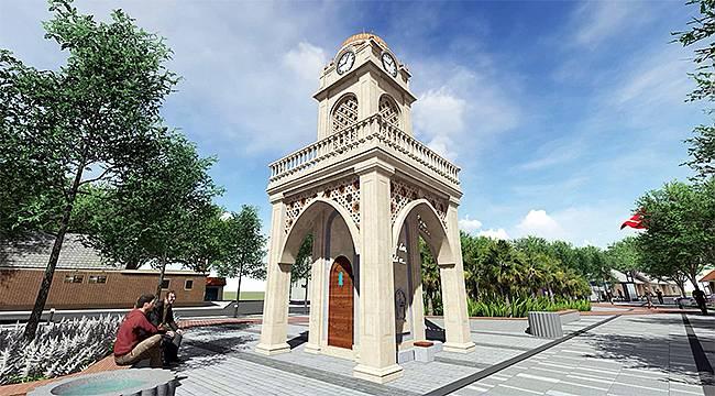 Helvacı Tarihi Kent Meydanı Projesi için ihale tarihi açıklandı