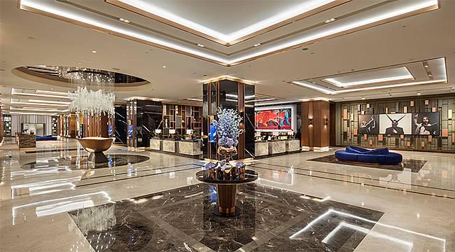 Hilton Istanbul Maslak, TEB BNP PARIBAS Tenis Turnuvası'nın yıldızlarını ağırlıyor