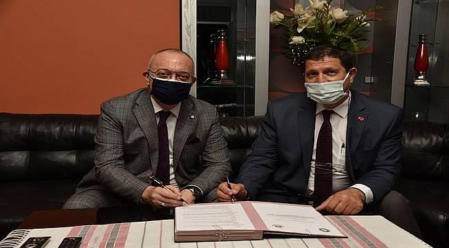Manisa Büyükşehir ve Demirci Belediyesi arasında tahsis protokolü