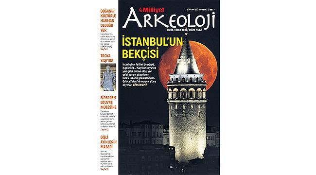 Milliyet Arkeoloji Dergisi yayın hayatına hazırlanıyor