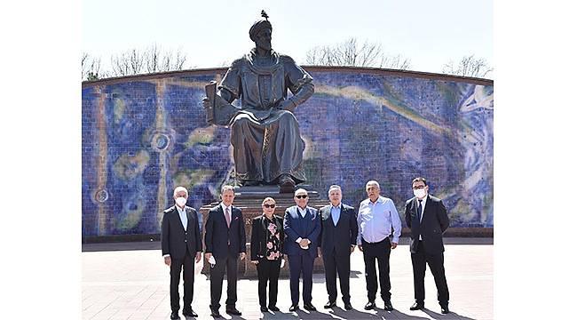Özbekistan kamu- özel işbirliği projelerinde Türkiye tecrübesini inceleyecek