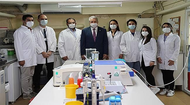 """Prof. Dr. Budak: """"Salgından çıkışımızın anahtarı aşıdır"""""""