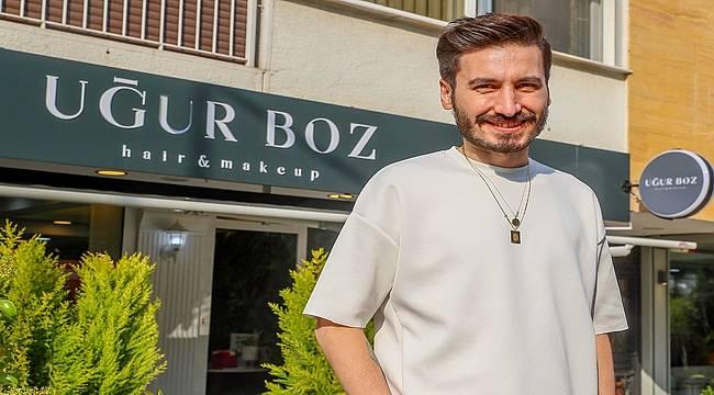 Sosyete ve ünlülerin kuaförü artık İzmir'de
