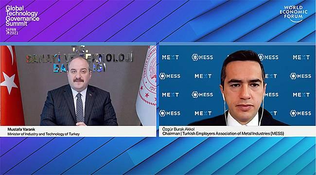 Teknoloji Yönetişimine Türkiye'den Küresel Katkı