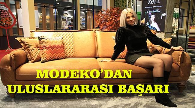Türk mobilya sektörü hedef büyüttü