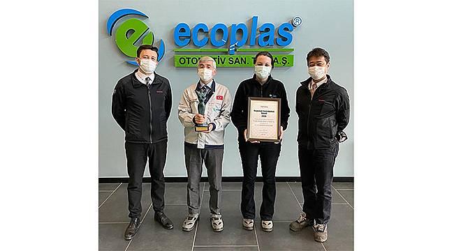 Türk Tedarik Sanayinin Öncü İsmi Ecoplas, Başarılarını Ödüllerle Taçlandırıyor!